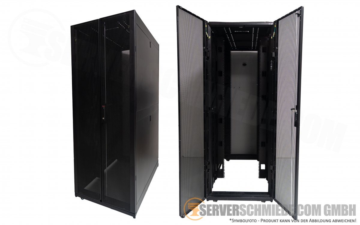19 42he Server Rack Schrank Apc Netshelter Ar3350 Sx Gehause Inkl