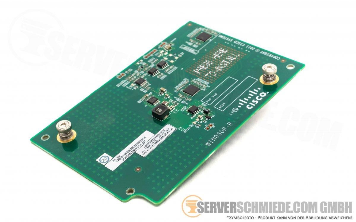 Cisco 10GbE FCoE 4 Port Expander Card Mezzanine UCSB-MLOM-PT