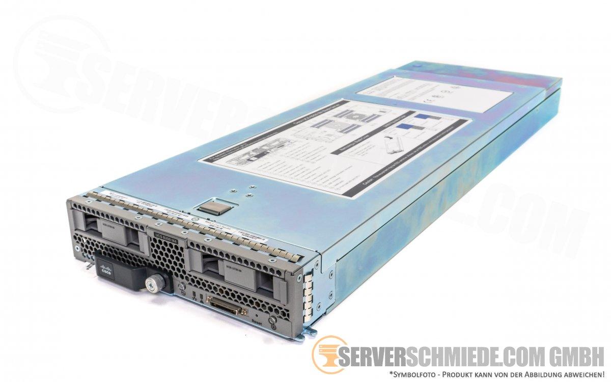 Cisco UCS B200 M4 Blade Server 2x Intel Xeon E5-2600 v3 / v4