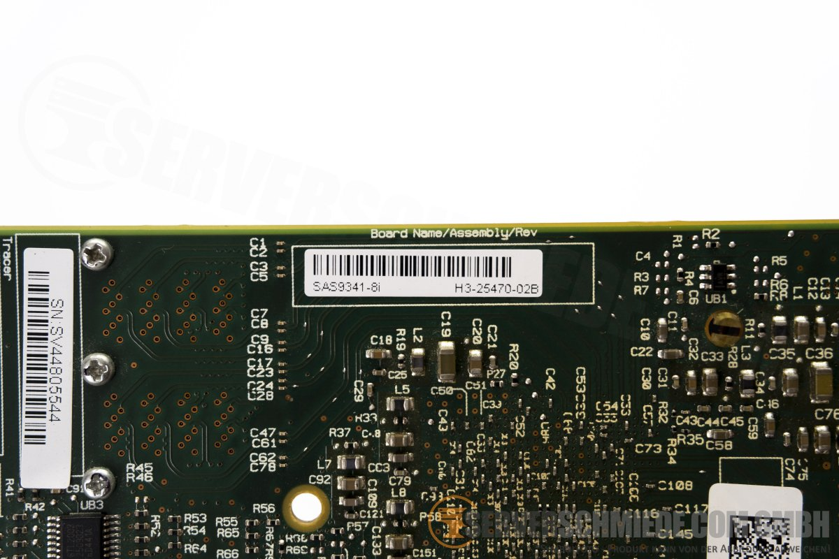 Dell 0WFN6R LSI MegaRAID SAS9341-8i 12G Raid Controller