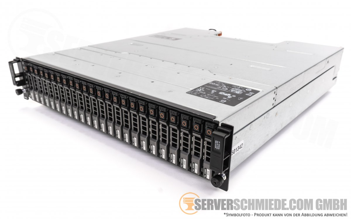 Dell Chassis Powervault Md1220 24x 2 5 Quot Sff Sas 6gb Jbod