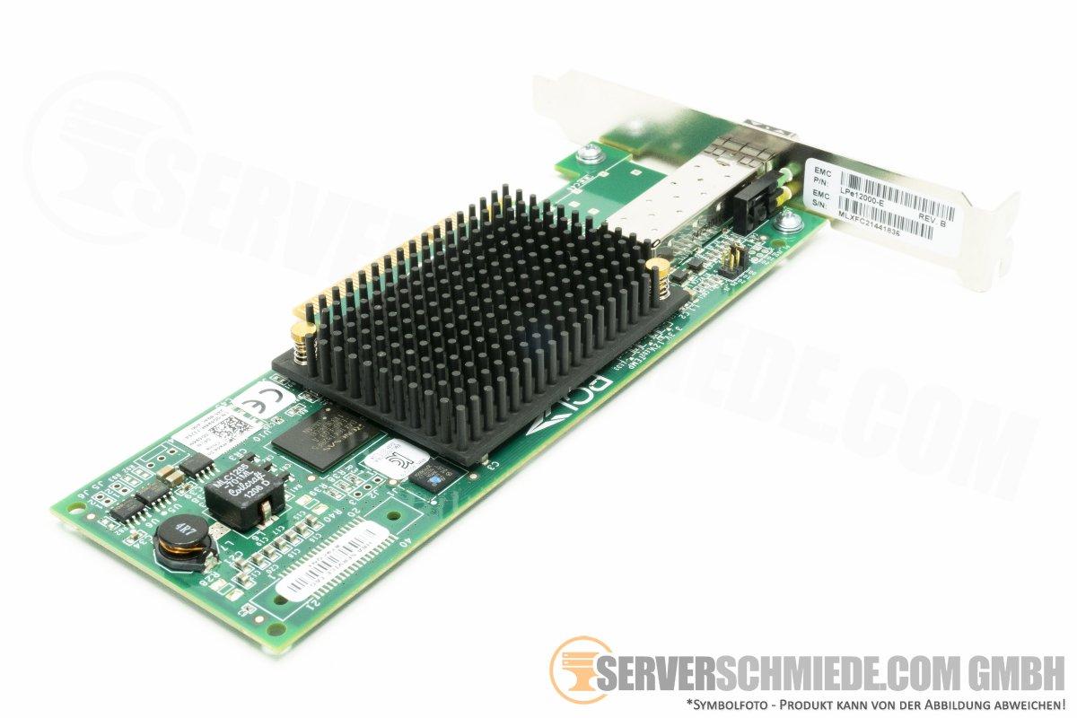 Dell Emulex LPE12000 8G Single Port Fibre Channel HBA 0D596M