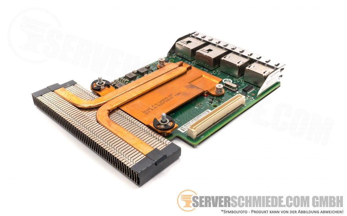 Dell Intel X540 2x 10GbE Base-T2 Quad Port 2x 1GbE Ethernet Network