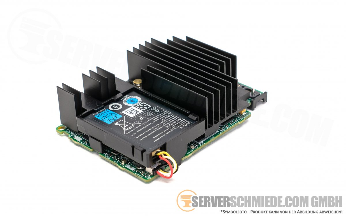 Dell 2GB PERC H730p Mini Mono 12G SAS SATA Raid Controller