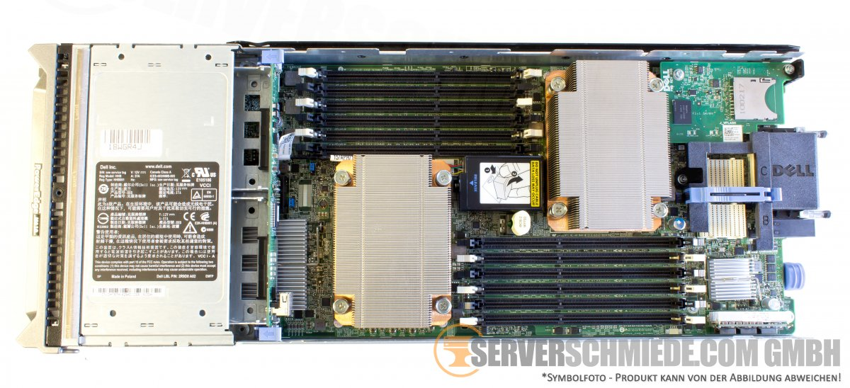 Dell PowerEdge M610 Getting Started
