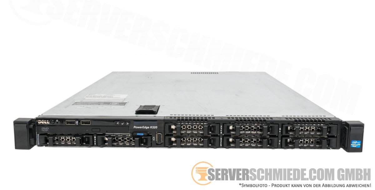 Dell T320 server How swap power supply. 16GB RAM Intel Xeon E5-2403