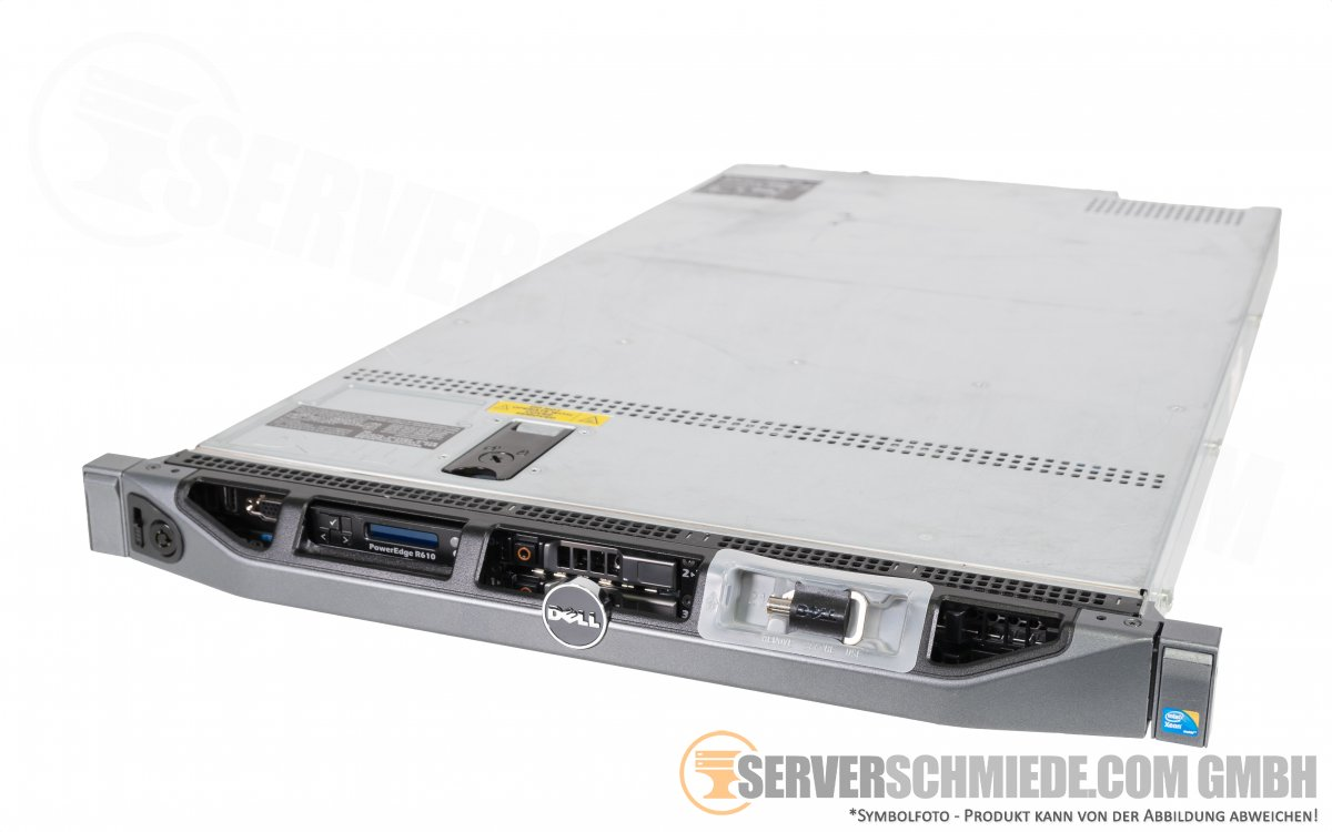 Dell PowerEdge R610 v2 19
