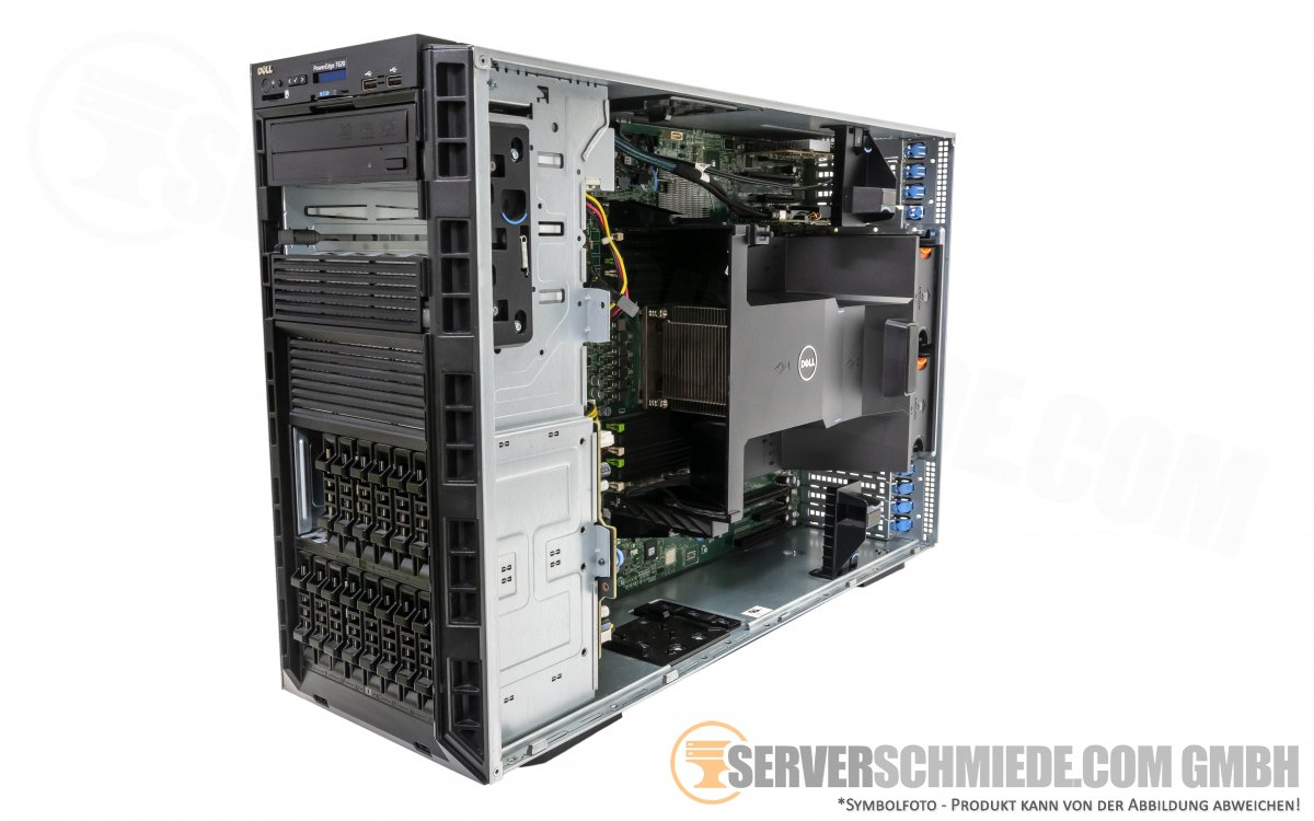 Dell PowerEdge T620 16x 2,5