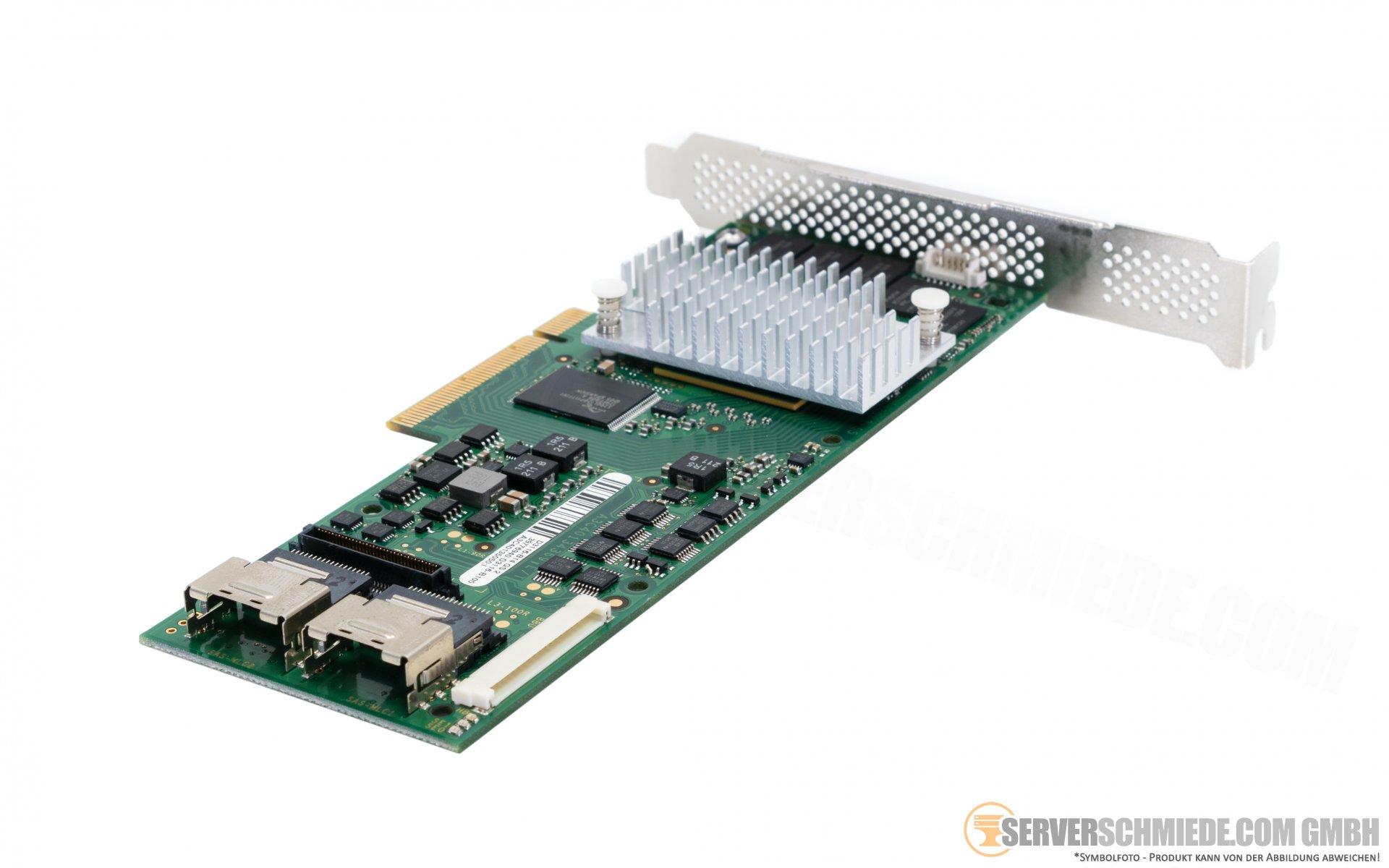 Fujitsu D3116 PCIe 6Gbs 1 GB Cache 8-Port SAS/S-ATA Raid Controller