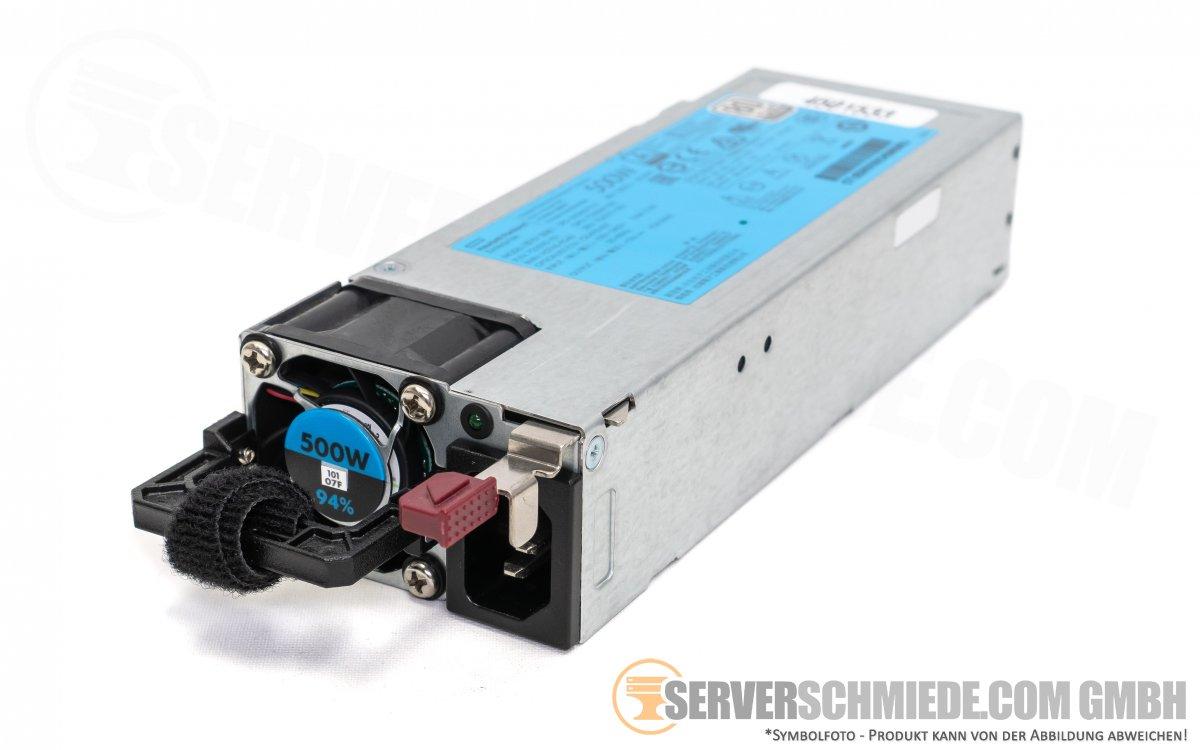 HP 500W Netzteil PSU DL360 DL380 DL360p DL380p G9 Gen9 720478-B21