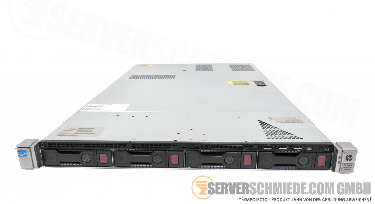 HP Proliant DL360e Gen8 19