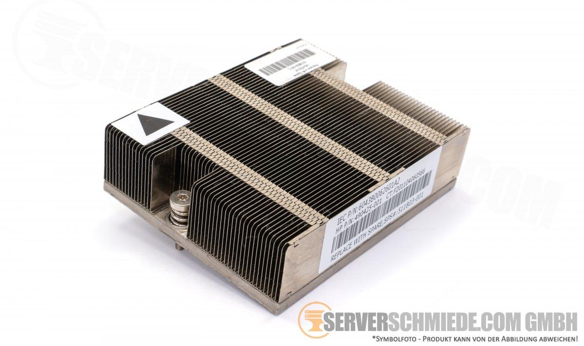New HP Proliant DL160 G6 Heatsink 511803-001 490425-001