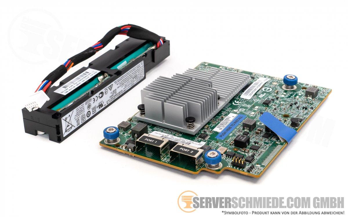 HP Smart Array P440ar 2GB Cache 8 Port 12G SAS 6G SATA Raid