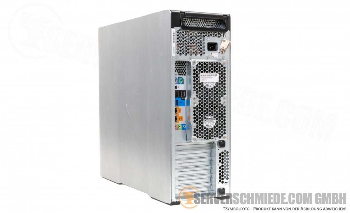 HP Z620 1x Intel XEON E5-2600 v1 v2 PCIe x16 3 0 High End