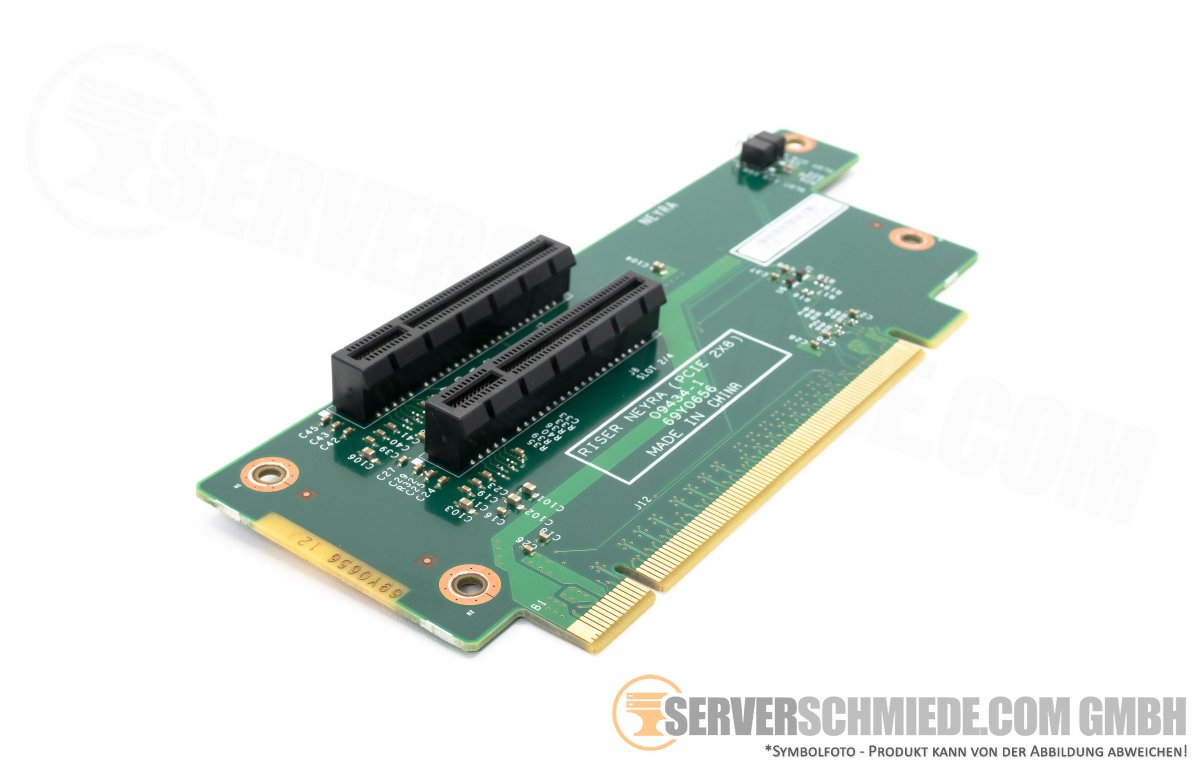 ibm riser card 2x pci e x8 f r x3650 m2 59y3440. Black Bedroom Furniture Sets. Home Design Ideas