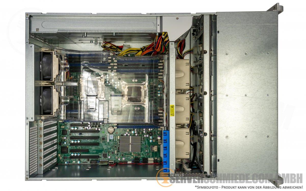Supermicro CSE-846 X9DRi-LN4F+ 19