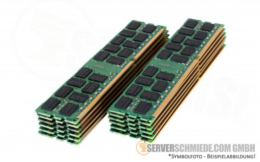 192GB Registered ECC DDR3 RAM (12x 16GB DIMM)