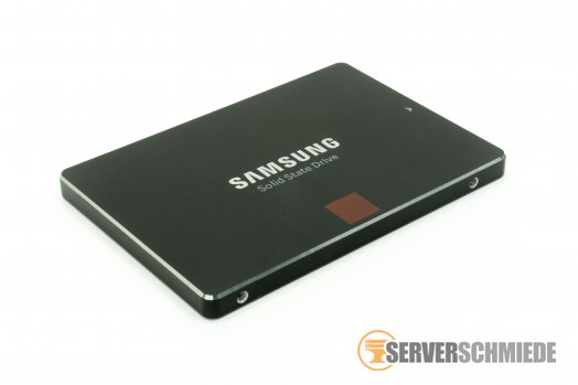 "256GB 2,5"" Samsung Pro 850 Performance 3D-NAND Flash SSD 100k IOPS ++NEW SSD zero hours++"