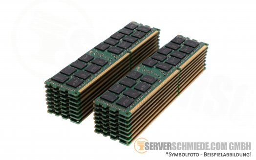 256GB Registered ECC DDR3 RAM (16x 16GB DIMM)