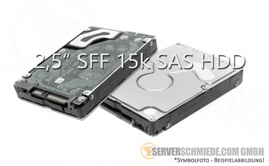 "300GB 15k 2,5"" SFF SAS 12G HDD HP 0B31343 HGST HUC156030CSS204 Enterprise 24/7"