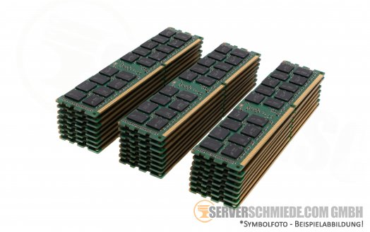 384GB Registered ECC DDR3 RAM (24x 16GB DIMM)