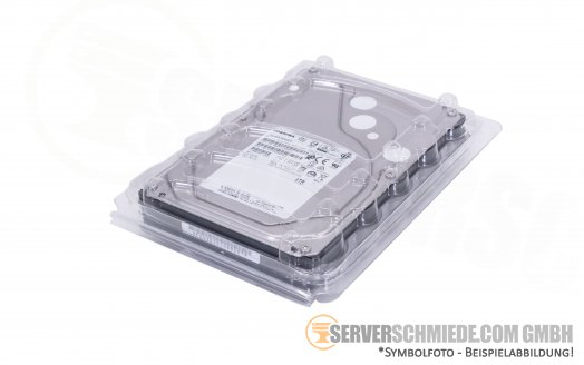 "4TB 7,2k 3,5"" LFF SAS 12G 512e HDD Toshiba MG04SCA40EE Enterprise 24/7 +NEW+"