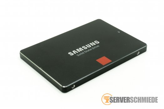 "512GB 2,5"" Samsung Pro 850 Performance 3D-NAND Flash SSD 100k IOPS ++NEW SSD zero hours++"