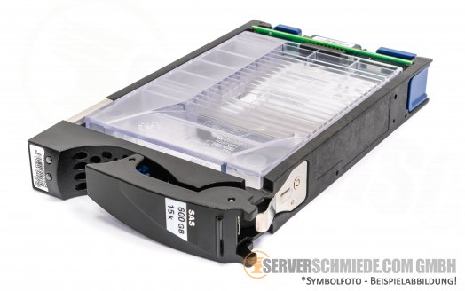 "600GB 15k 2,5"" SFF SAS 6G HDD EMC 005050854 Toshiba AL13SXB600N HDEAE00GEA51 Enterprise 24/7 HDD for VNX"