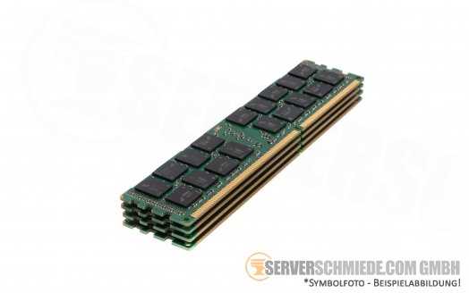 64GB Registered ECC DDR3 RAM (4x 16GB DIMM)