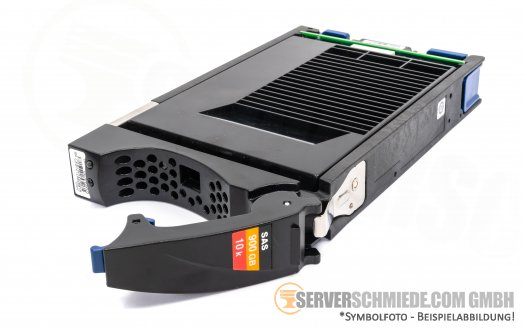 "900GB 10k 3,5"" LFF SAS 6G HDD EMC 005049205 Server Enterprise Datacenter 24/7"