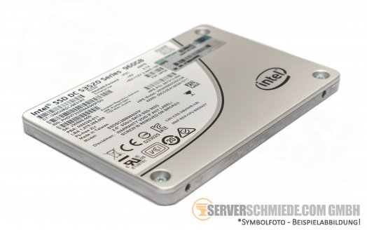 "960GB 2,5"" SATA Raid SSD HP Intel 867213-004 Industrial Datacenter Enterprise 24/7  ++NEW++"