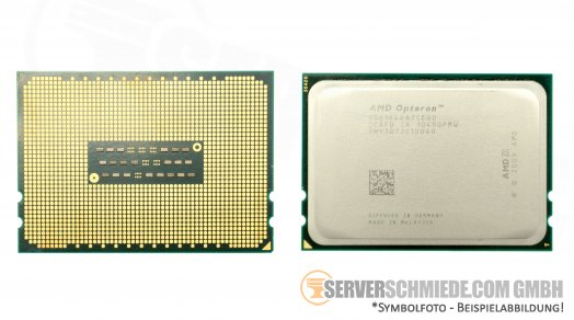 AMD Opteron 6164 OS6164 12-Core Server CPU 12x 1.70 GHz Socket G34