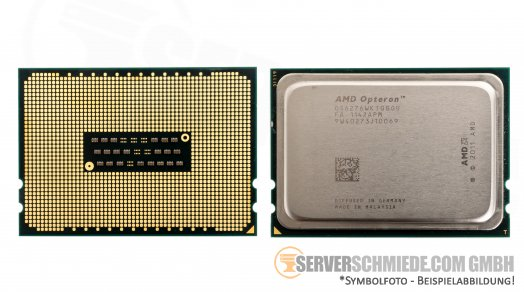 AMD Opteron 6276 OS6276 16-Core Server CPU 16x 2.30 GHz Socket G34