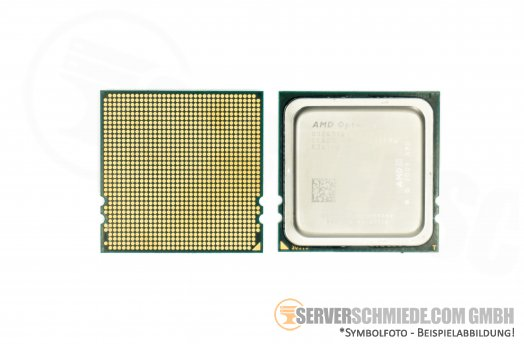 AMD Opteron OS2431 OS2431WJS6DGN 6-Core Server CPU 6x 2.40 GHz Socket F