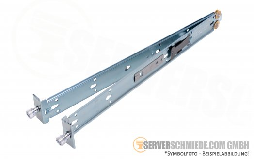 Arista Innerrail for 1RU,Tooled Rack Rail,configured with switch ASY-01098-05