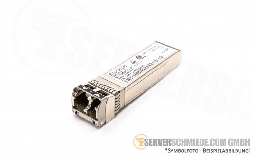 Brocade 8GB 850nm SFP+ Transceiver 57-1000117-01 21CFR1040.10