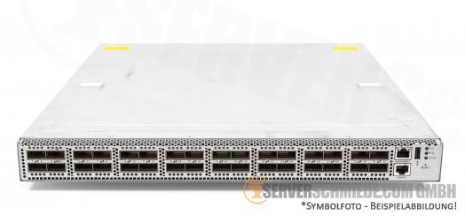 "19"" 1U Celestica D4040 32x 40GbE Ethernet Network Switch 32x 40 Gigabit QSFP+ Slot Layer 2 / 3 Arctica 3200xlp"