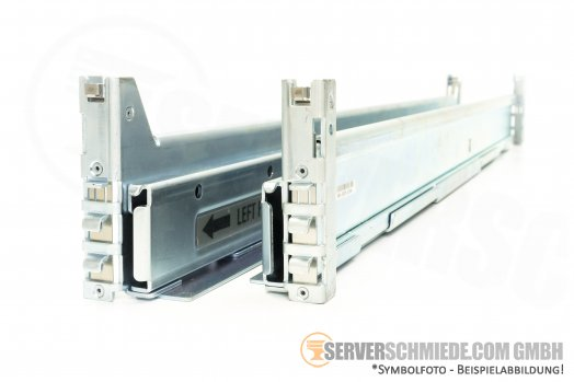 "Cisco 19"" Rackschienen Rails UCS 5108 Blade Server 800-32075-02 700-28719-02"