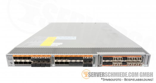 Cisco Nexus 5548UP 5500 N5K-C5548UP 32x 10GbE + FC Fibre Channel mixed ports