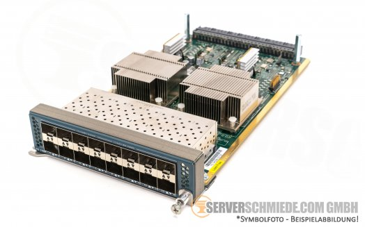 Cisco UCS 6200 Switch Module 16-Port Expansion Module - UCS-FI-E16UP 68-4149-01 A0