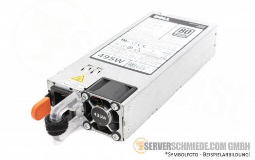 DELL 03GHW3 495 Watt Netzteil PSU PowerEdge R620 R720