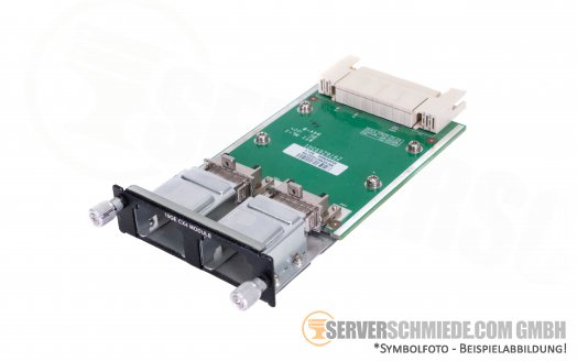 DELL IBM 2x 10GbDual Port CX4 Stacking PowerConnect 6224 6248 Module 0GM765 45W0464