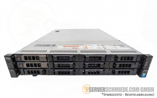 "Dell PowerEdge R730xd 19"" 2U 12x 3,5"" LFF 2x Intel XEON E5-2600 v3 v4 PERC SAS SATA Raid 2x PSU -CTO-"