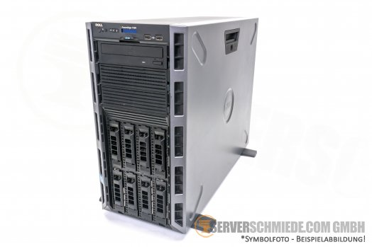 Dell PowerEdge T320 8x 3,5