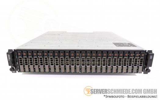 Dell PowerVault MD3620f Fibre Channel Storage Array