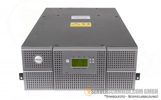 Dell PowerVault TL4000 with LTO 4 Drive 45E2030