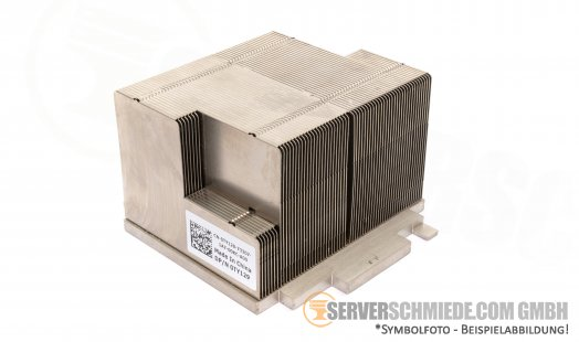 Dell R710, R900 CPU Heatsink / Kühler PowerEdge 0TY129