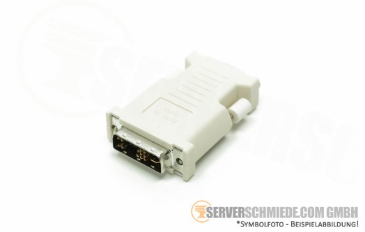 DVI-I to VGA Adapter Dell 0J8461