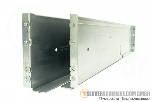 "EMC 19"" Rackschienen Rails Clariion CX4 P/N 100-560-541"