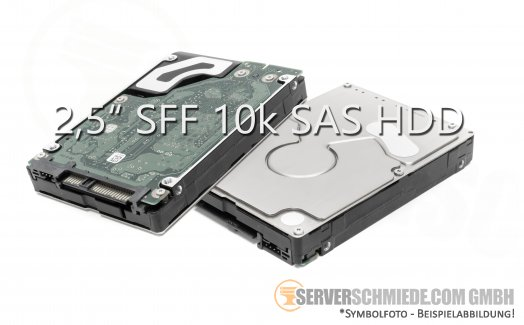 "HDD 900GB 10k SAS 2,5"" Seagate ST900MM0006 9WH066-039 for IBM Storewize V7000 FRU002684 incl. Tray"